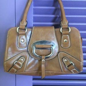 ⬇️PRICE DROP!⬇️ Hillard & Hanson Faux Leather Bag